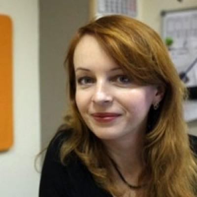 Александра Ромашова, радиоведущая IMAGINERADIO FM: